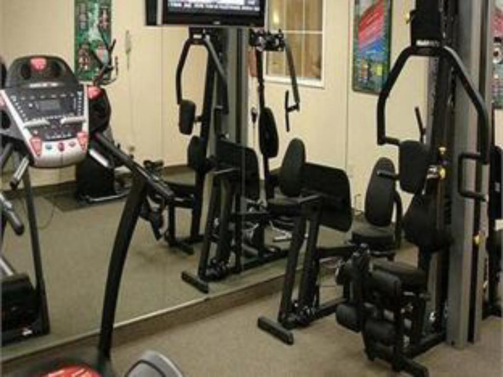 fitness centrum Candlewood Suites Virginia Beach-Norfolk