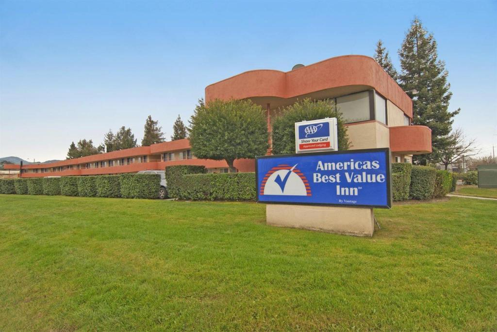 Americas Best Value Inn Santa Rosa, CA