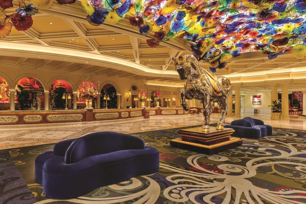 Bellagio Hotel Vegas