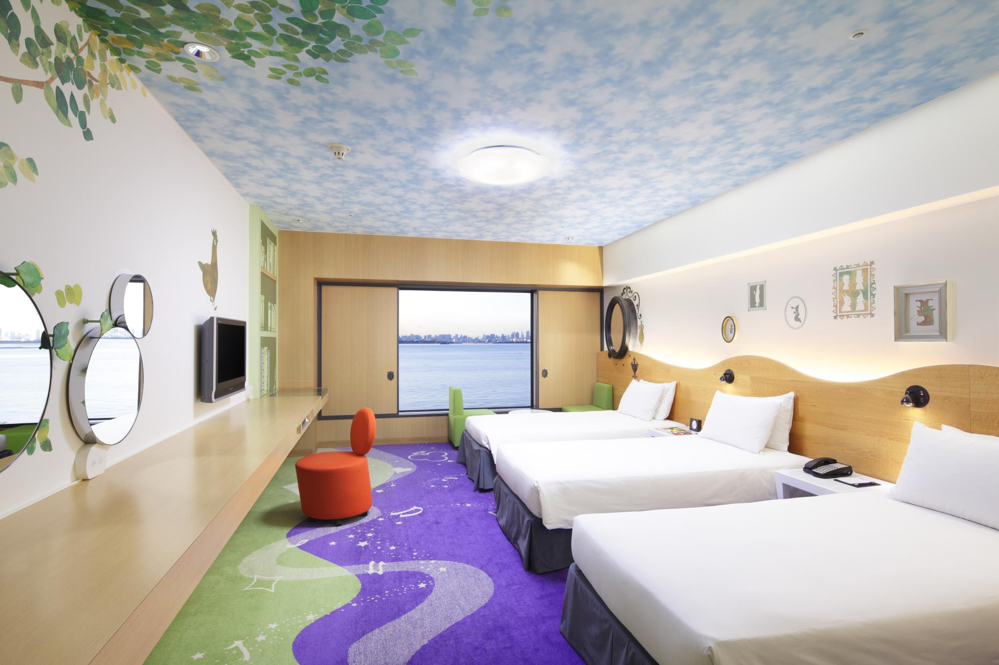 Kamar Happy Magic dengan Pemandangan Samudra (Happy Magic Room Ocean)
