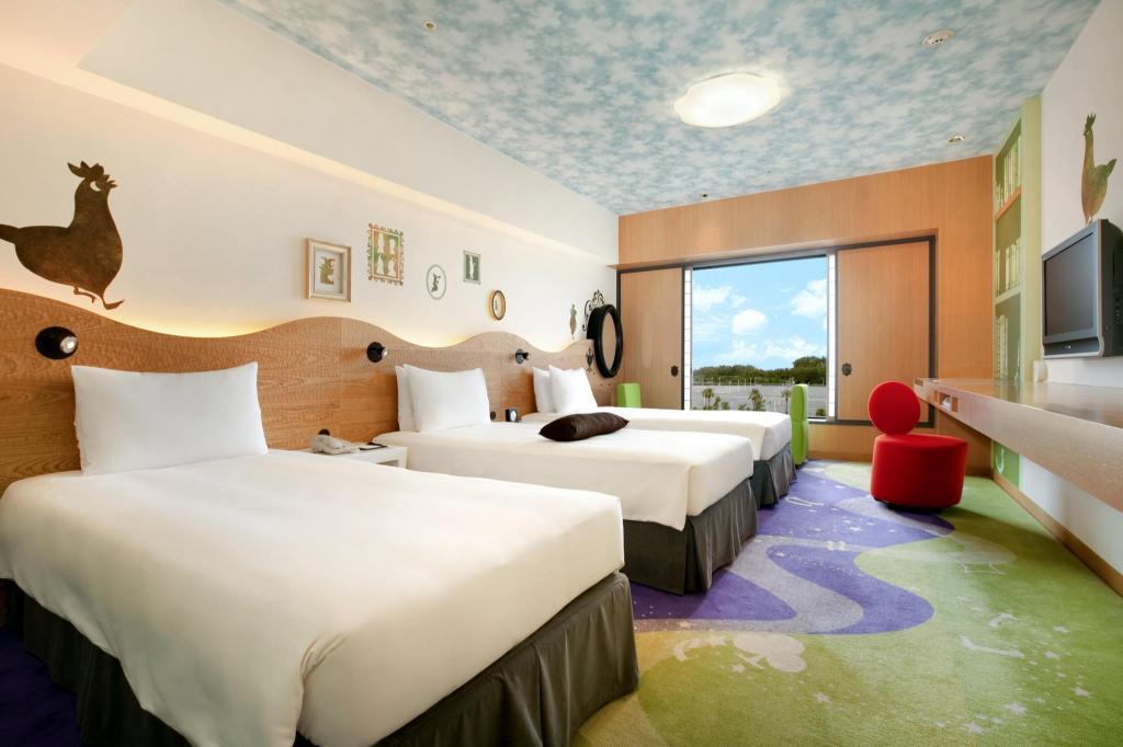 Hilton Tokyo Bay Japan From 107 Save On Agoda