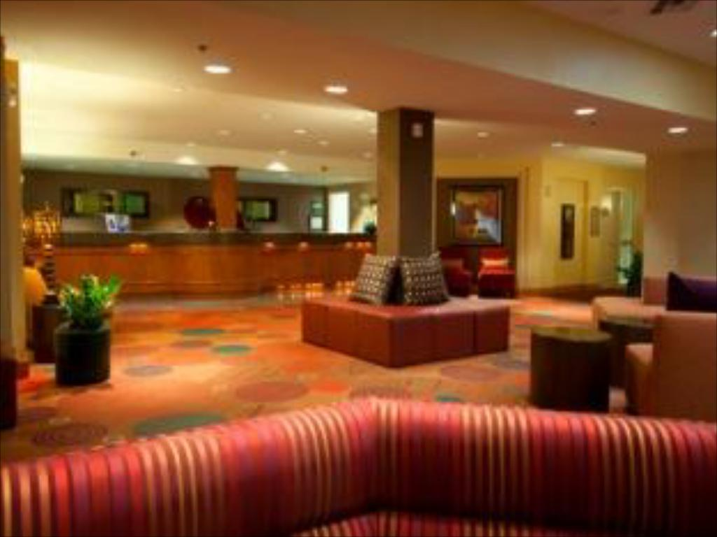 Empfangshalle Holiday Inn Mission Valley Stadium Hotel