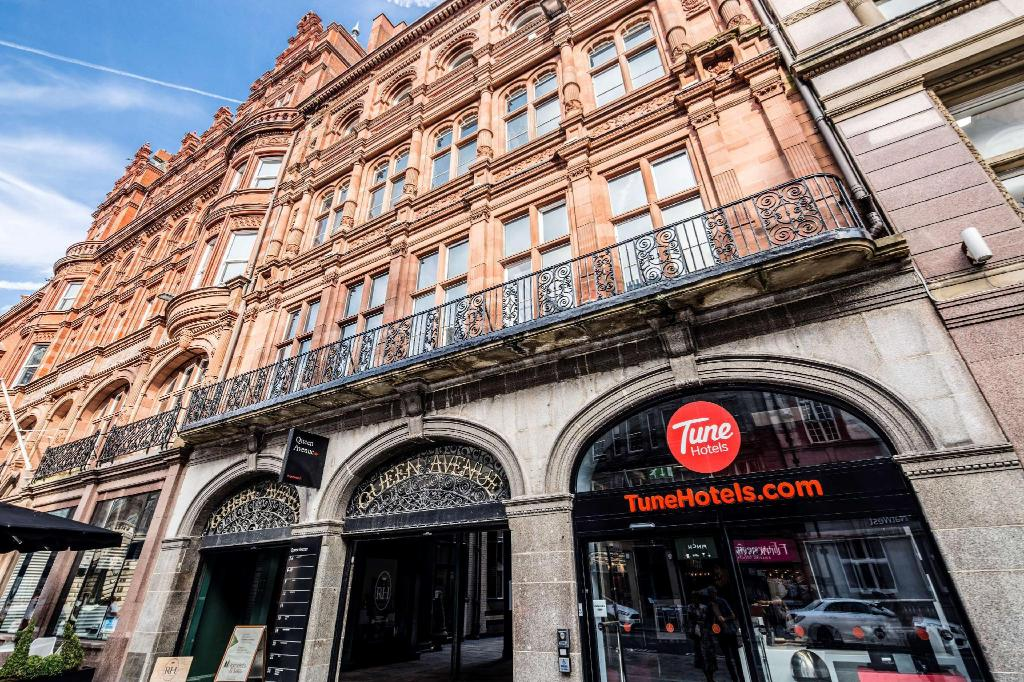 Tune-Liverpool City Centre Hotel - Deals, Photos & Reviews