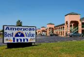 Americas Best Value Inn - San Antonio, TX