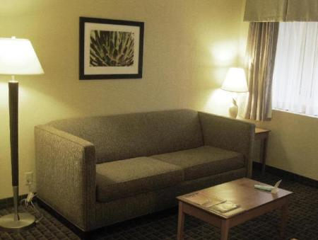 Viesnīcas interjers Best Western Plus Scottsdale Thunderbird Suites