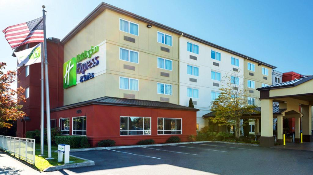 Mais sobre Holiday Inn Express Hotel & Suites North Seattle - Shoreline