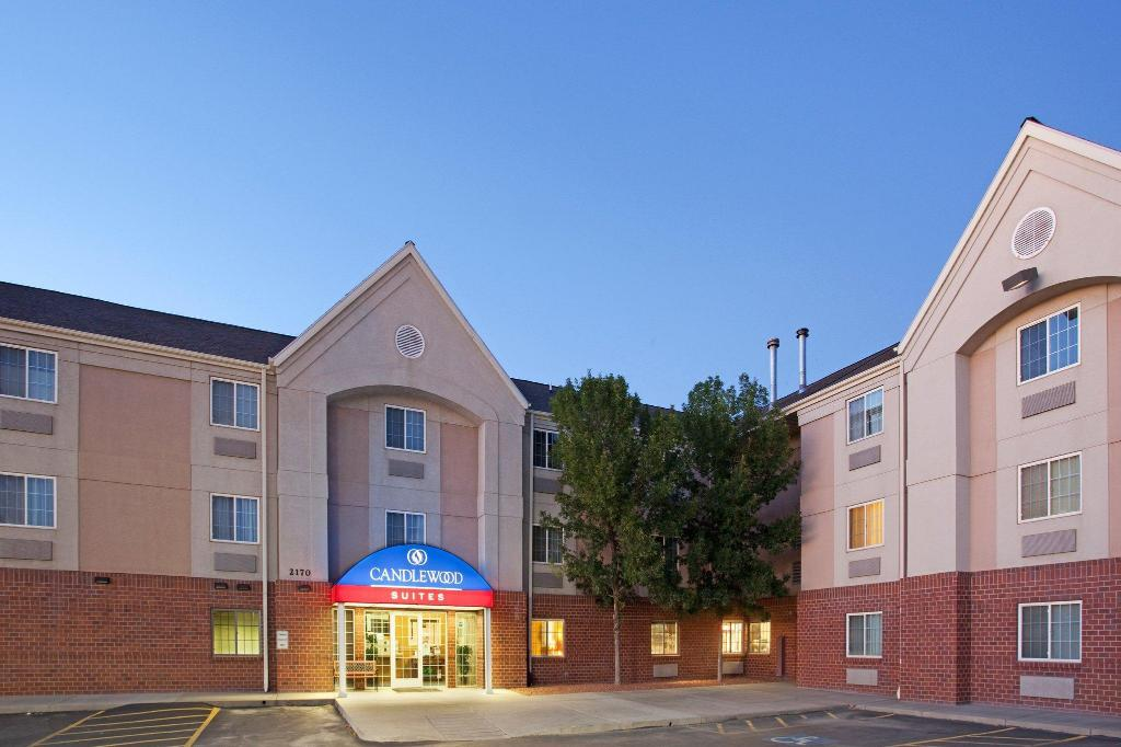 Candlewood Suites/Salt Lake City Airport