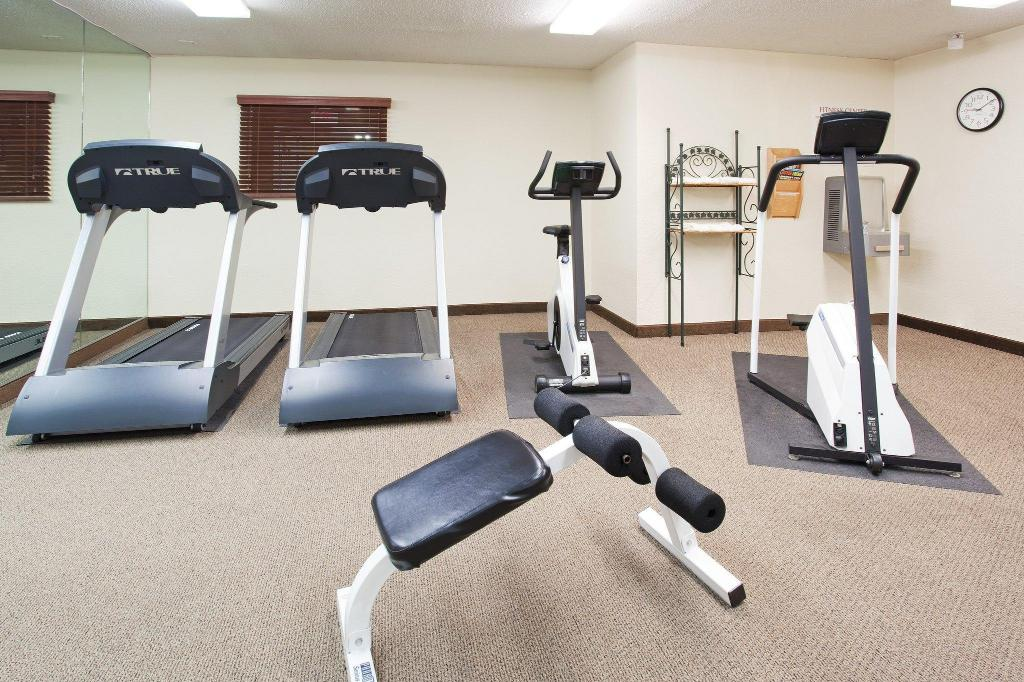 Fitness center Candlewood Suites/Salt Lake City Airport