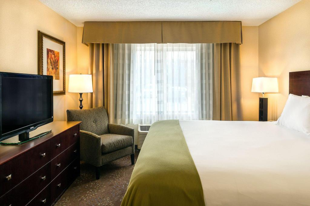 1 King Bed Suite Non-Smoking - Guestroom Holiday Inn Express Hotel & Suites Sandy - South Salt Lake City