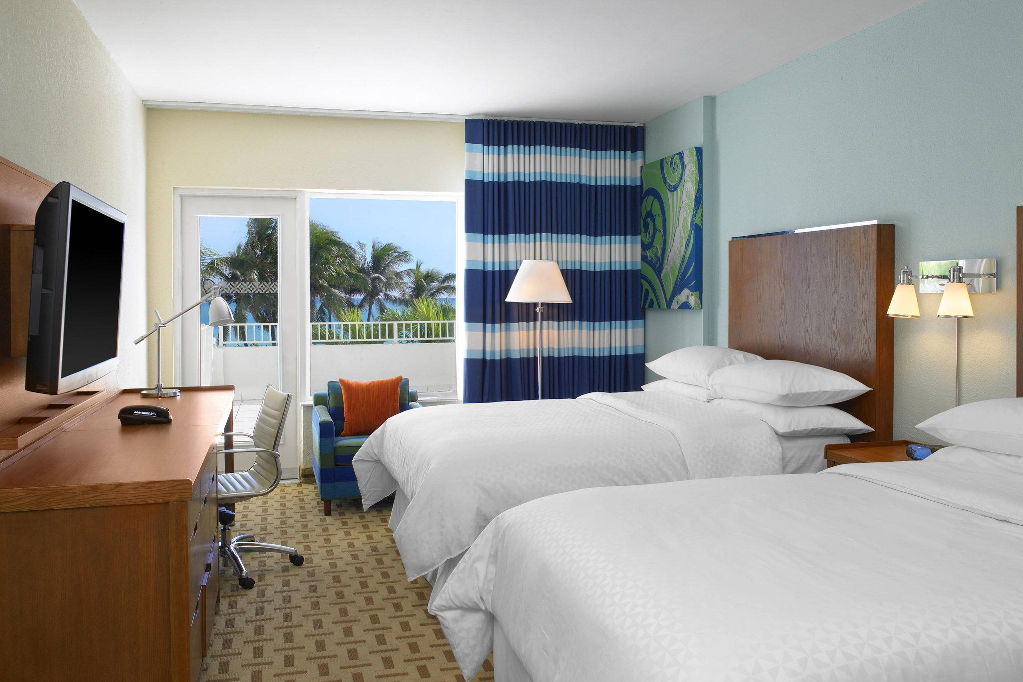 Guest room, 2 Double, Beachfront, Balcony