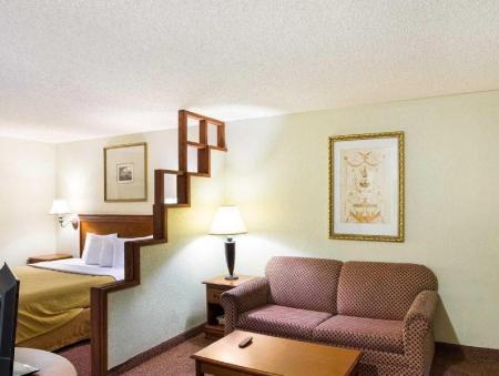 Suite numurs Rodeway Inn And Suites Fiesta Park