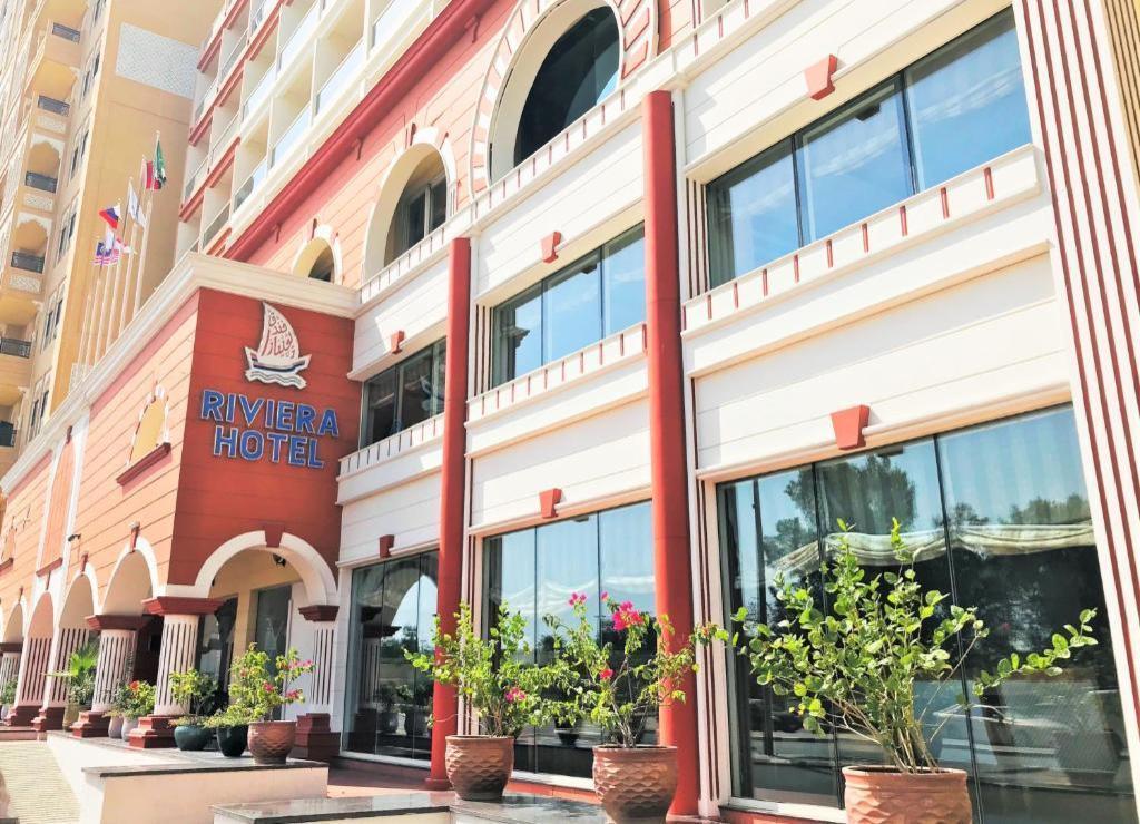 riviera hotel 4 оаэ дубай