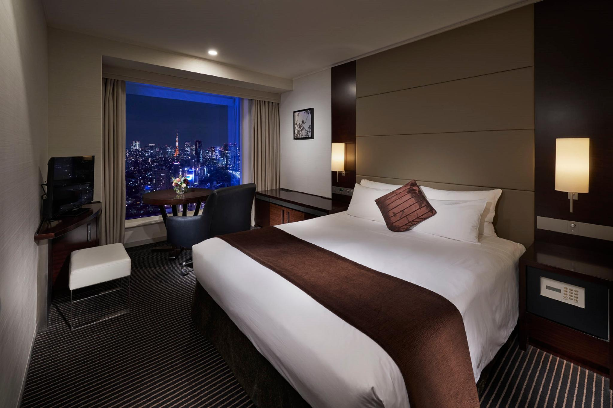 Day Use - Main Tower 35th-36th Floor Double Room - Non-Smoking, 9 Hours Between 9:00 AM and 6:00 PM