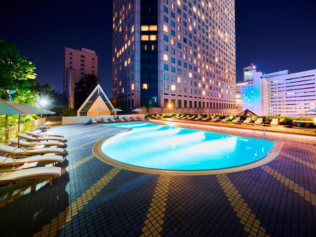 Swimming pool [outdoor] Shinagawa Prince Hotel