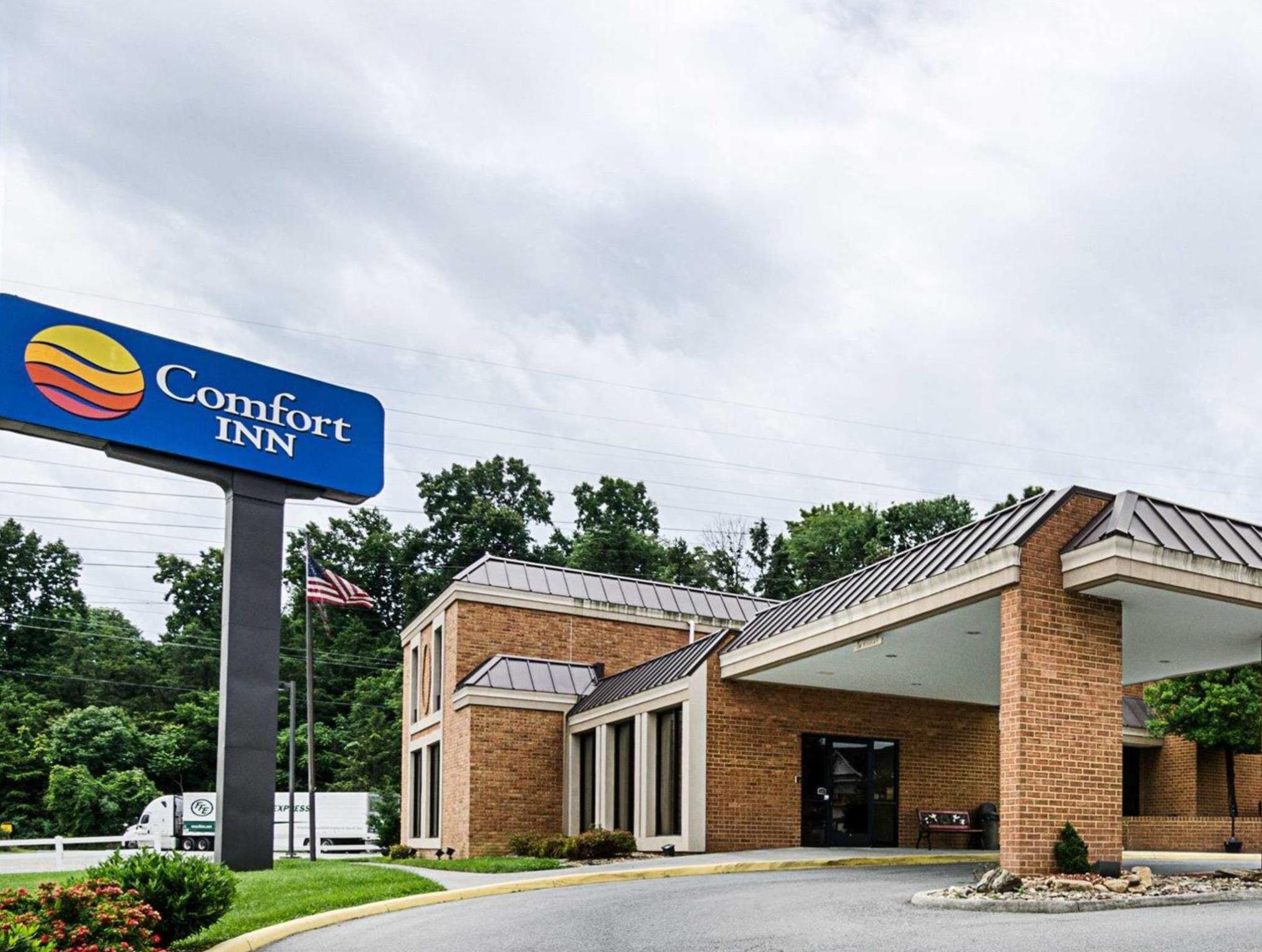 Comfort Inn Troutville   Roanoke North