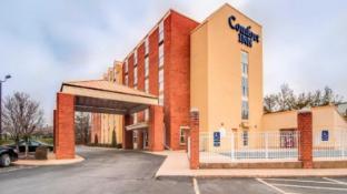 Comfort Inn Staunton
