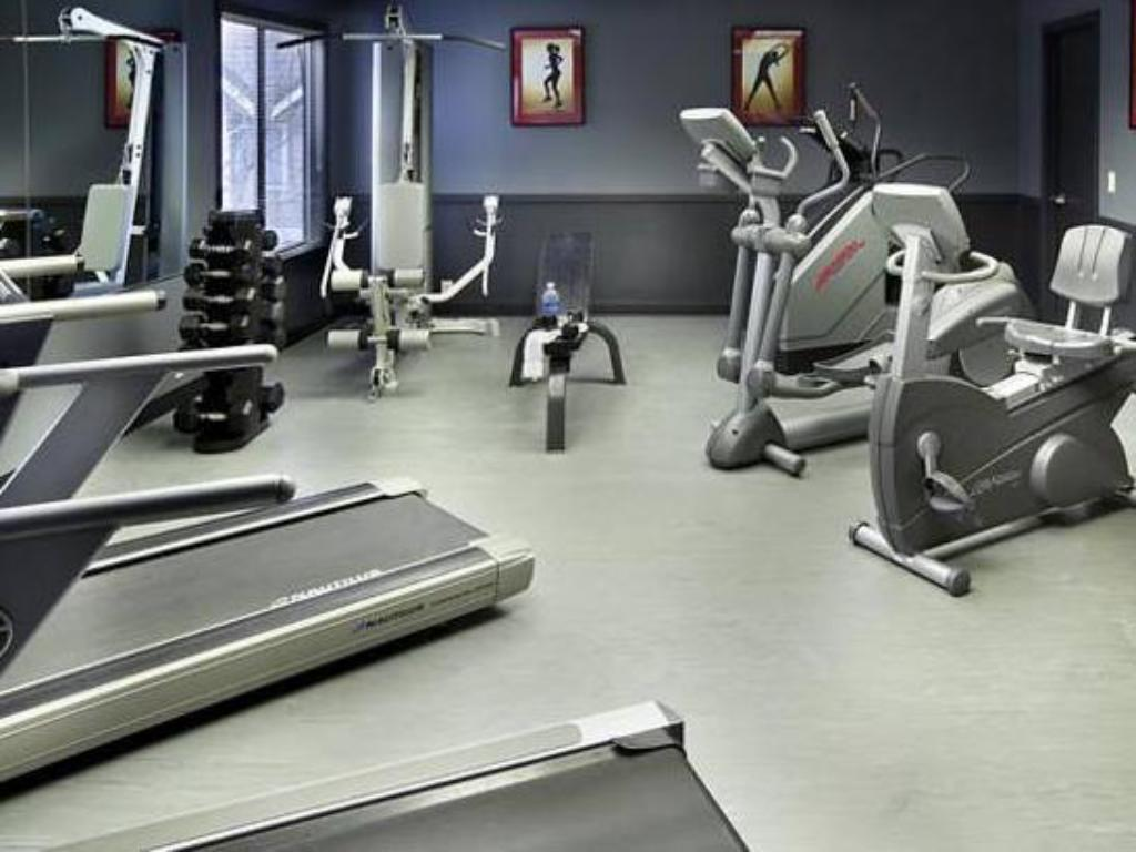 Fitnesscenter Residence Inn by Marriott Portland North Vancouver