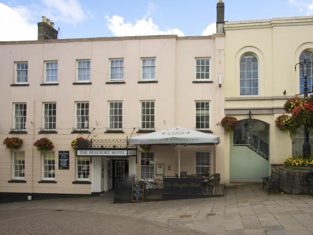 More about Beaufort Hotel Chepstow