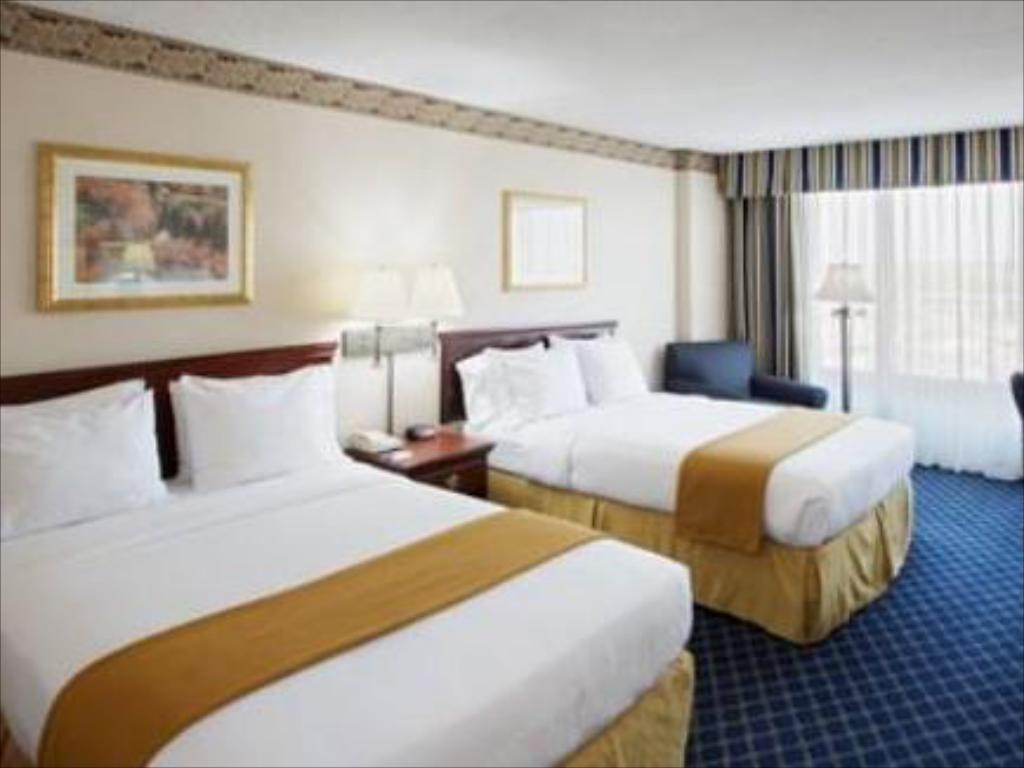 Standard - Katil Holiday Inn Express Washington DC - Springfield