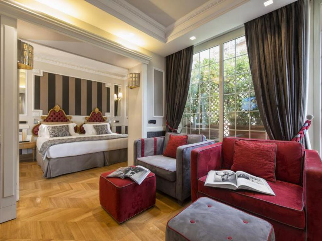 More about The Britannia Hotel Rome