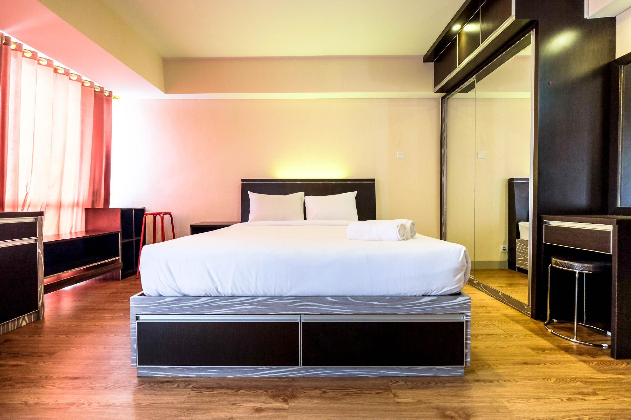 Minimalist Studio Apartment At H Residence By Travelio Entire Apartment Jakarta Deals Photos Reviews