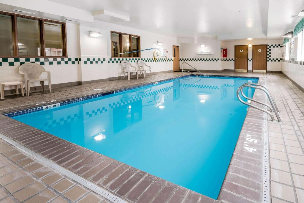 Piscina Comfort Inn Tacoma - Seattle