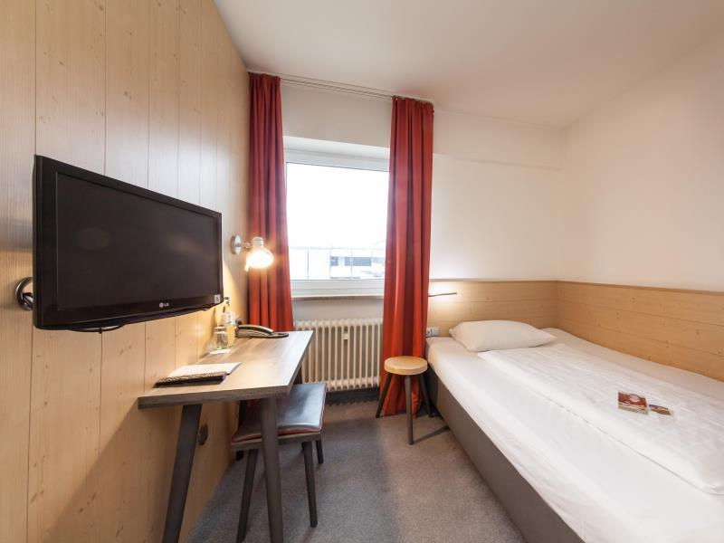 Comfort eenpersoonskamer (Comfort Single Room)