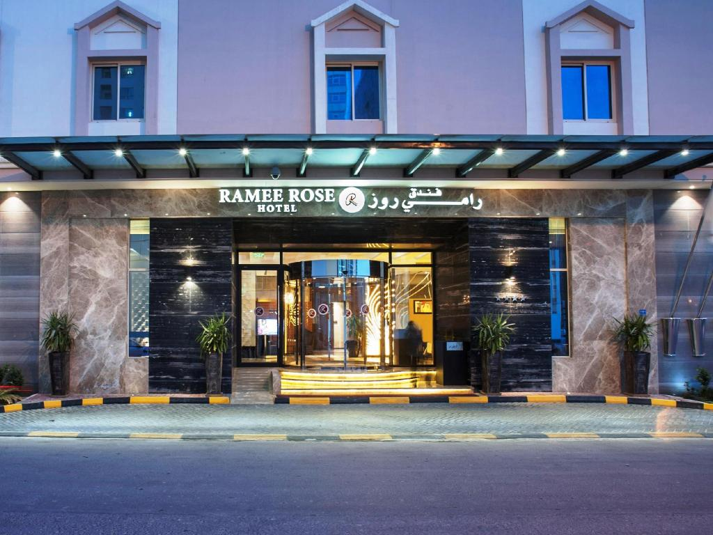 More about Ramee Rose Hotel