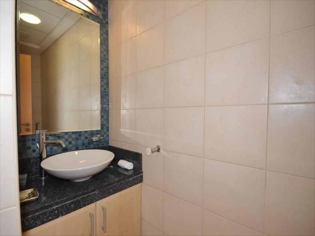 Bathroom Better Stay - Al Khudrawi Apartment