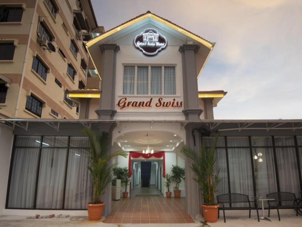 More about Grand Swiss Hotel