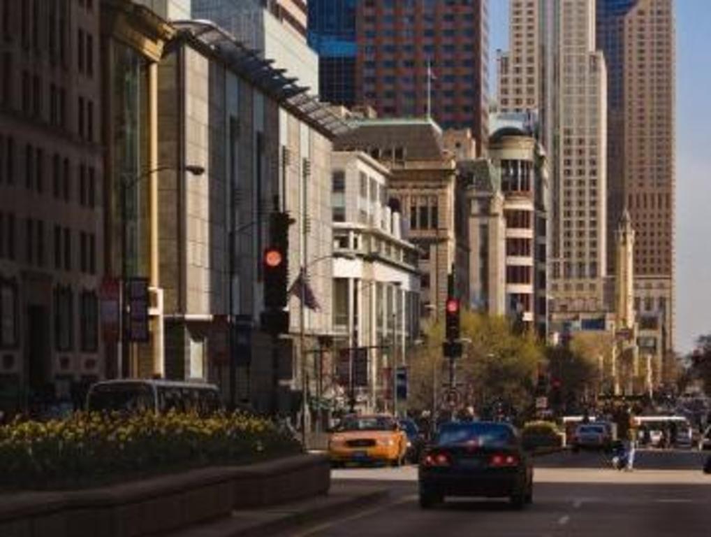 Omni Hotel Michigan Ave Chicago
