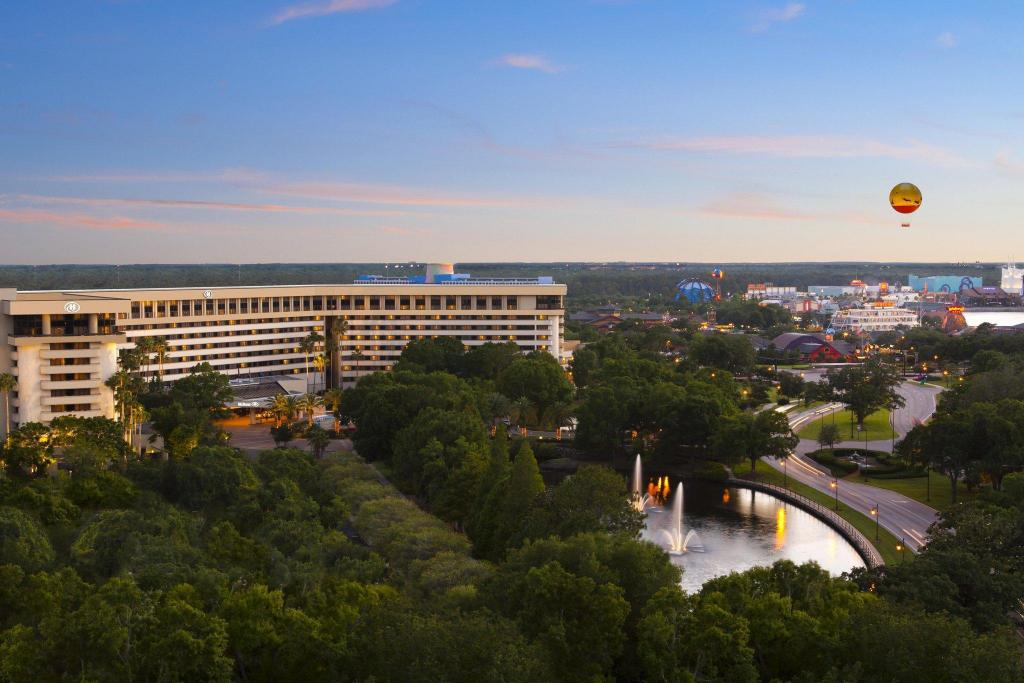 More about Hilton Orlando Lake Buena Vista