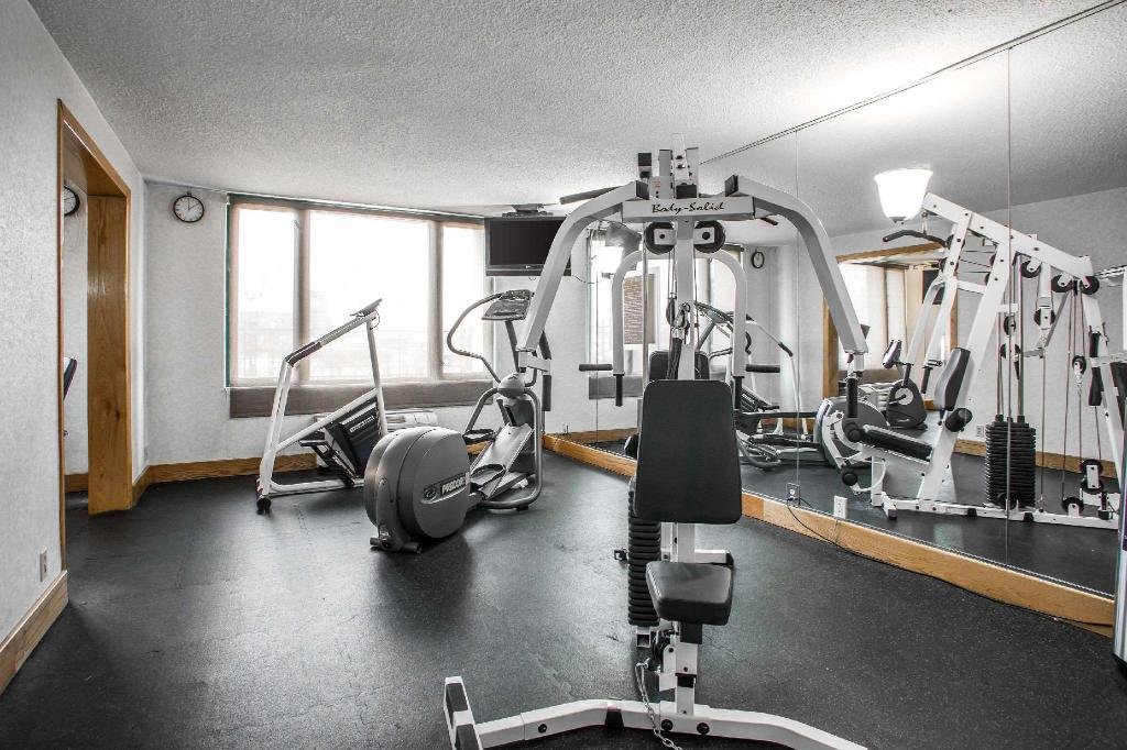 Fitness center QUALITY INN MIDWAY AIRPORT