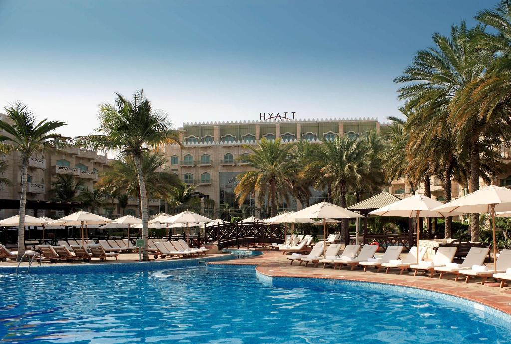 More about Grand Hyatt Muscat Hotel