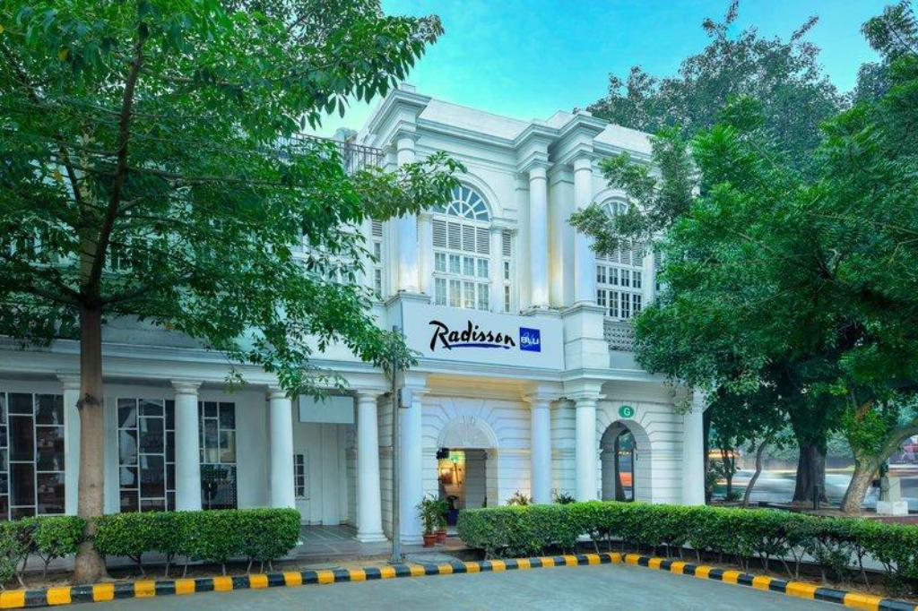 Radisson Blu Marina Hotel Connaught Place In New Delhi And Ncr Room Deals Photos Reviews
