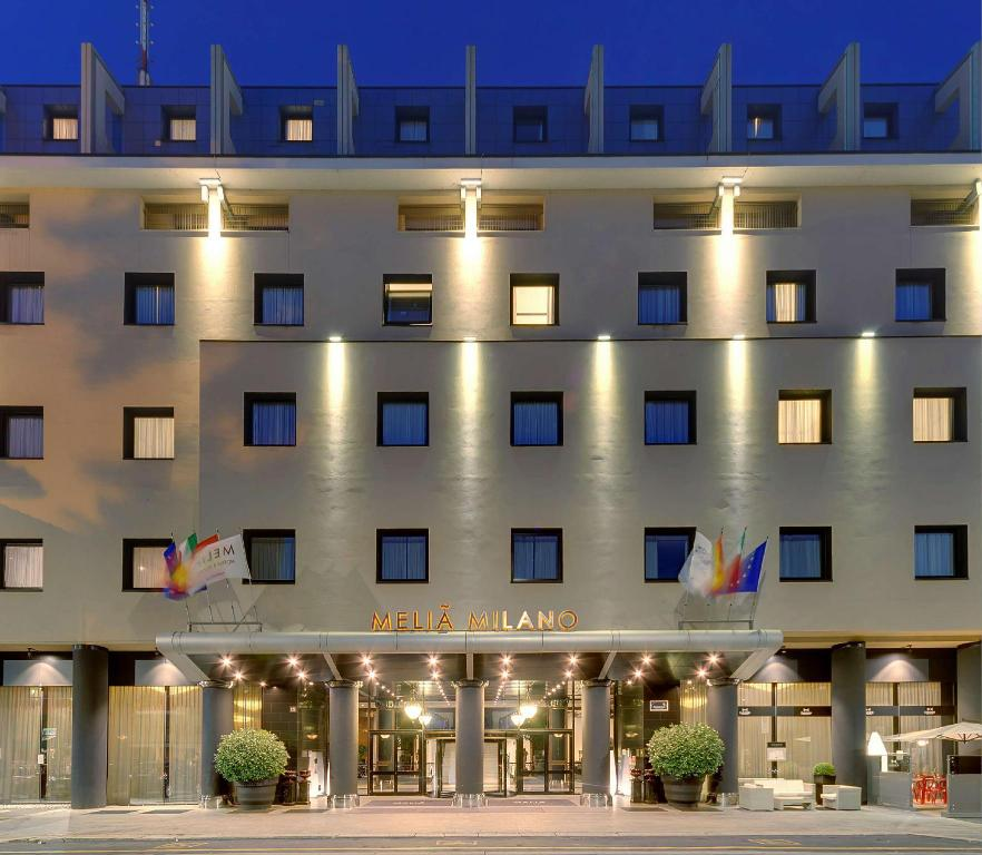 More about Melia Milano Hotel