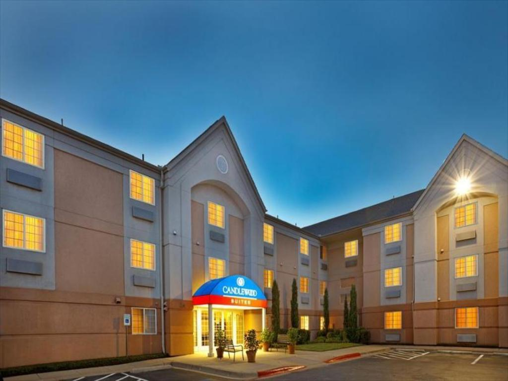 Mais sobre Candlewood Suites Dallas -By The Galleria