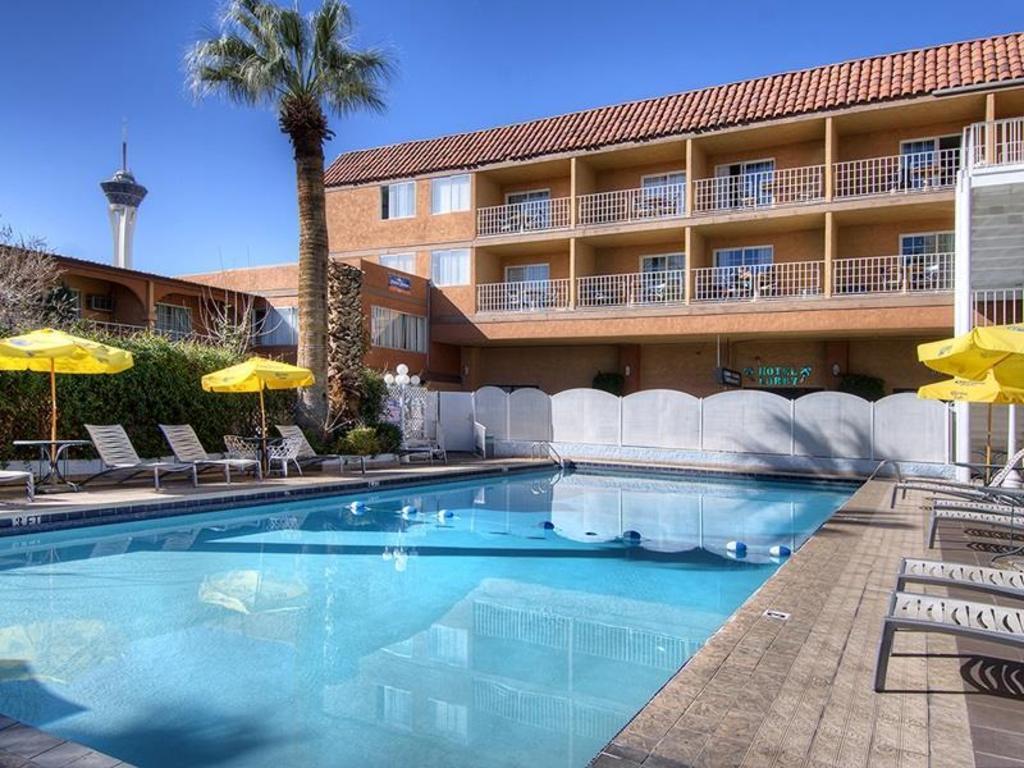 Best Price on Shalimar Hotel - Las Vegas in Las Vegas (NV) + Reviews