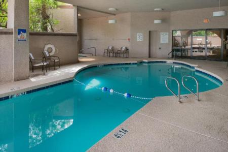 Бассейн  Holiday Inn Phoenix West