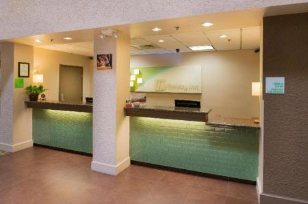 Лобби Holiday Inn Phoenix West