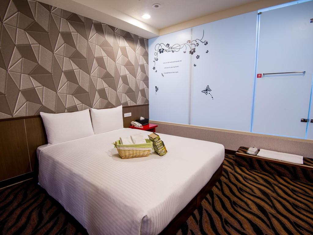 Diary of ximen hotel room deals reviews photos for Design ximen hotel review