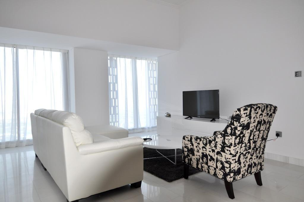 Furnished 2-Bedroom Apartment