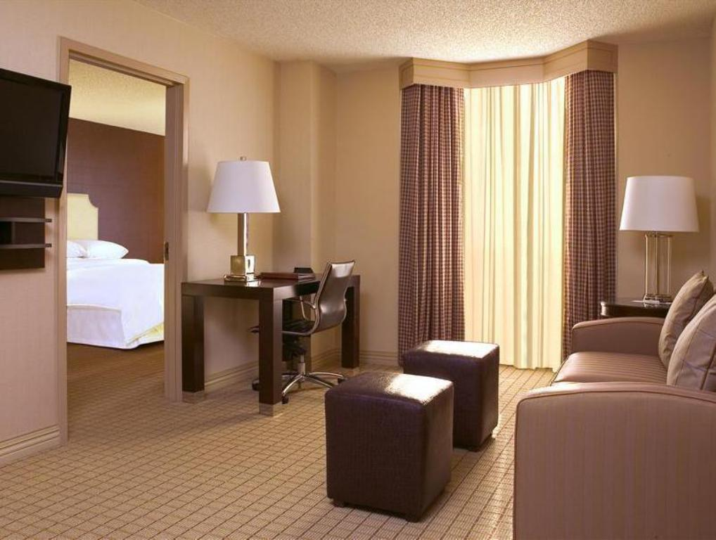 Traditional Double Suite - Bilik tetamu Sheraton Suites Market Center Dallas