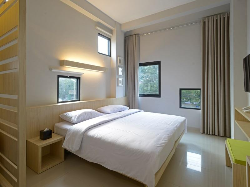 Kamar Standard Double Saja (Standard Double Room Only)
