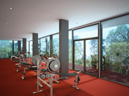 gym The Pavilions, Suites