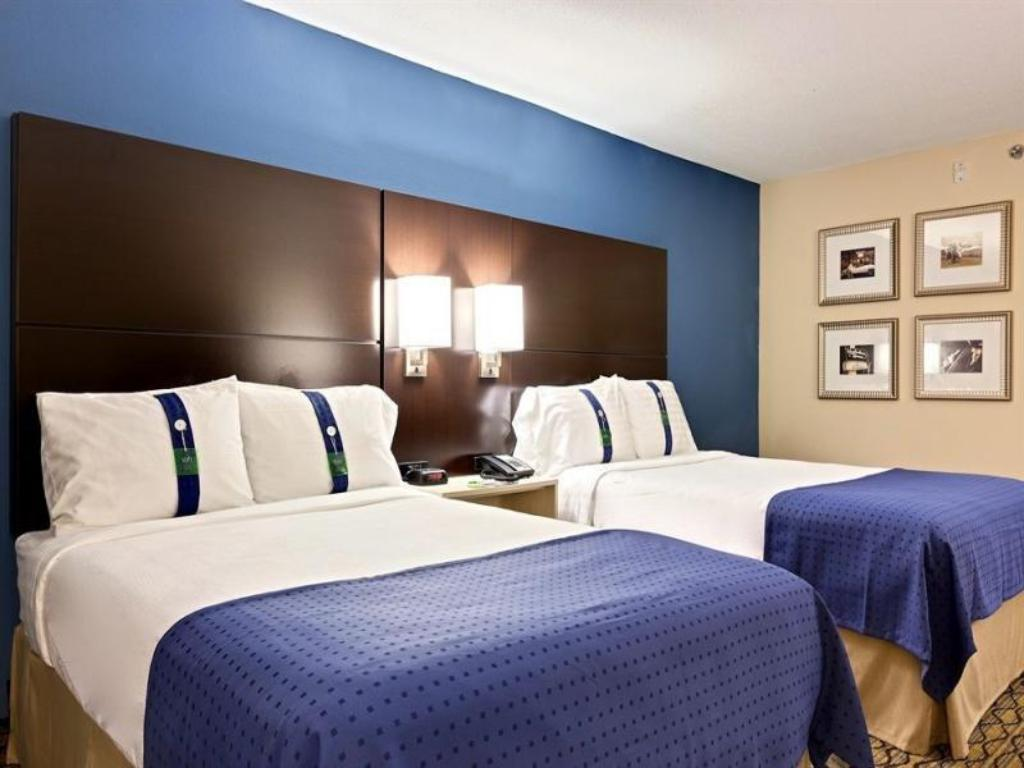 Informasi lengkap Holiday Inn & Suites Atlanta Airport North