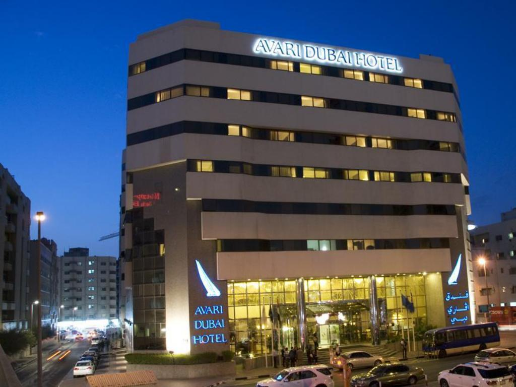 More about Avari Hotel