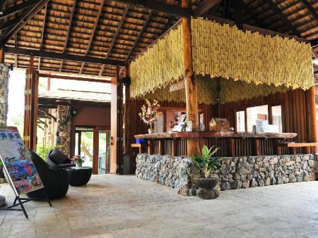 Lobby Beach Club Koh Tao