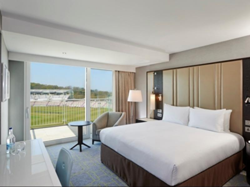 King Executive Room with Pitch View