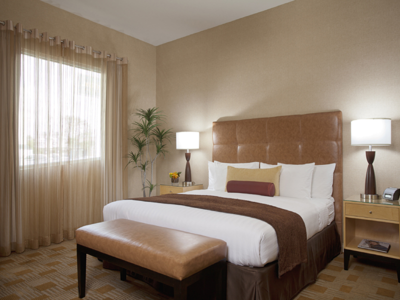 Executive One King Room